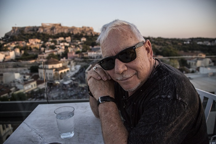 LOW Eric Burdon Acropolis Athens1